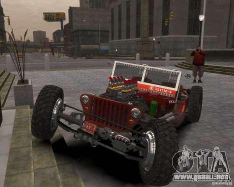 Willys Hot-Rod para GTA 4