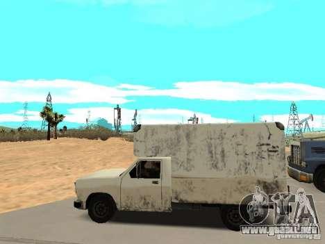 New Benson para GTA San Andreas left