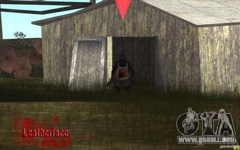Criaturas místicas para GTA San Andreas octavo de pantalla