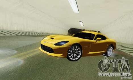 ENBSeries by dyu6 v6.5 Final para GTA San Andreas quinta pantalla