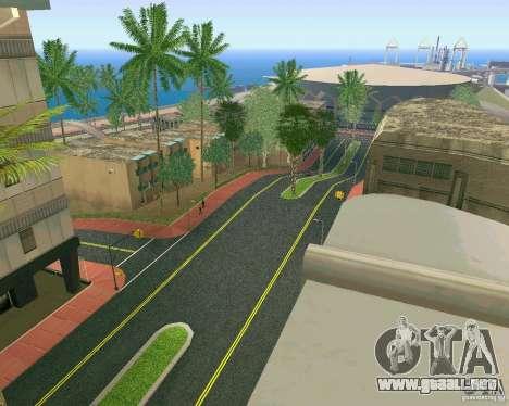 Nuevas texturas de Los Santos para GTA San Andreas