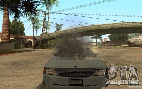 The best effects from GTA IV para GTA San Andreas