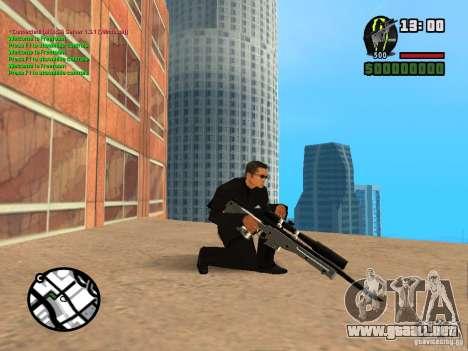 Gun Pack by MrWexler666 para GTA San Andreas quinta pantalla