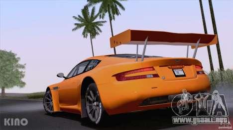 Aston Martin Racing DBRS9 GT3 para la visión correcta GTA San Andreas