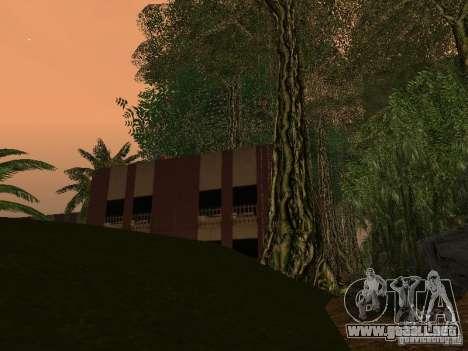 El misterio de las islas tropicales para GTA San Andreas séptima pantalla