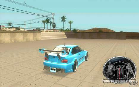 Speedometer v2 para GTA San Andreas
