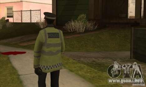 Una nueva policía para GTA San Andreas tercera pantalla