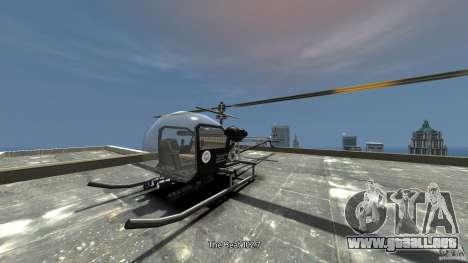 Sparrow Hilator para GTA 4