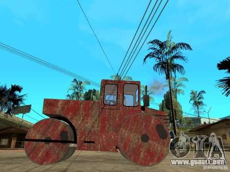 Cilindru Compactor para GTA San Andreas left