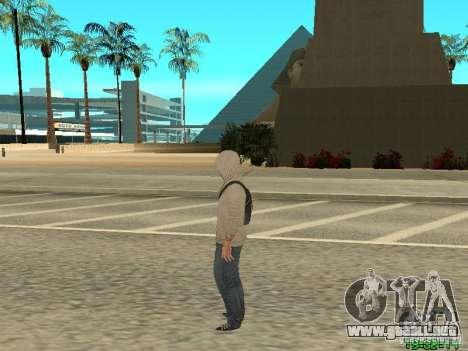 Desmond Miles para GTA San Andreas segunda pantalla