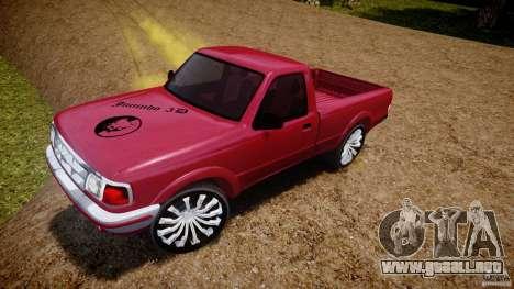Ford Ranger para GTA 4