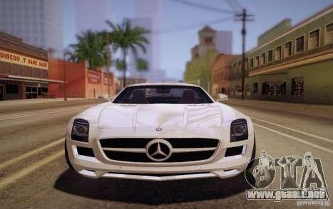 CreatorCreatureSpores Graphics Enhancement para GTA San Andreas octavo de pantalla