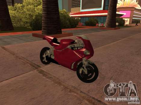 Turbine Superbike para GTA San Andreas