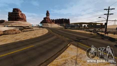 Ambush Canyon para GTA 4 séptima pantalla