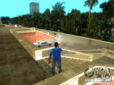 New Reality Gameplay para GTA Vice City tercera pantalla