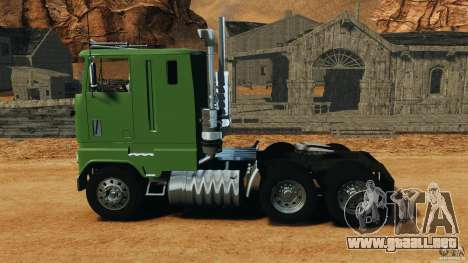 Ford CL9000 v1.5 para GTA 4 left