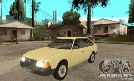 AZLK 2141 para GTA San Andreas