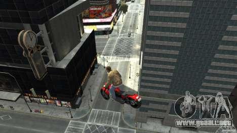 The Lost and Damned Bikes Nightblade para GTA 4 visión correcta