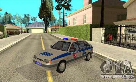 ВАЗ 2114 DPS para GTA San Andreas