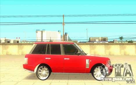 Arfy Wheel Pack 2 para GTA San Andreas sexta pantalla