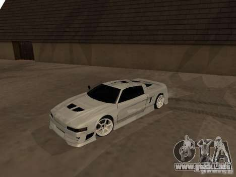 Infernus GT para GTA San Andreas