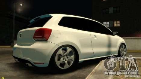 Volkswagen Polo v1.0 para GTA 4 visión correcta