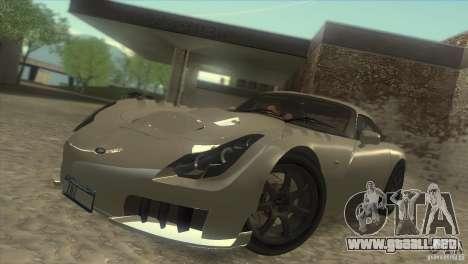 Shine Reflection ENBSeries v1.0.1 para GTA San Andreas sucesivamente de pantalla