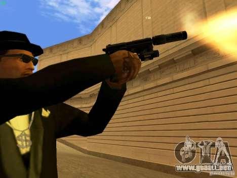 USP45 Tactical para GTA San Andreas séptima pantalla