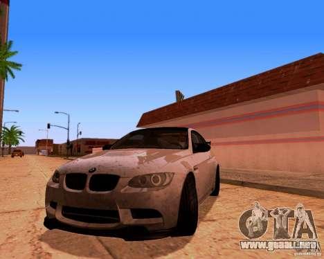 ENBSeries by DeEn WiN v2.1 SA-MP para GTA San Andreas segunda pantalla