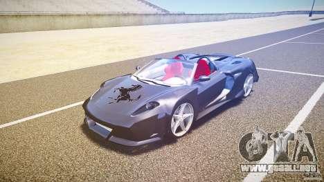 Ferrari F430 Extreme Tuning para GTA 4 left