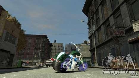 HellFire Chopper para GTA 4 left