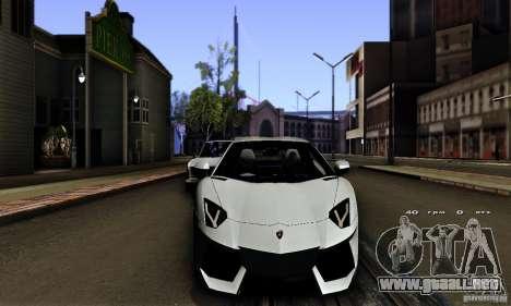 RAGE ENB para GTA San Andreas
