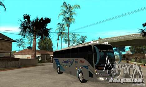 AGA Polaris para GTA San Andreas vista hacia atrás