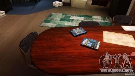 New textures for Alderney Savehouse para GTA 4 sexto de pantalla