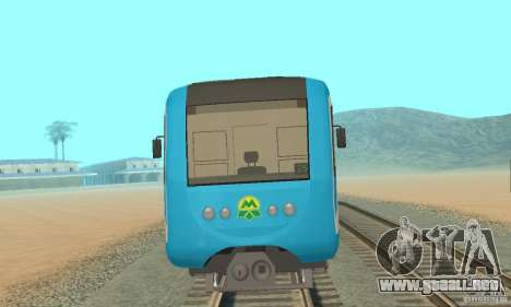 Metro 81-7021 para GTA San Andreas left