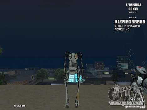 P-body para GTA San Andreas