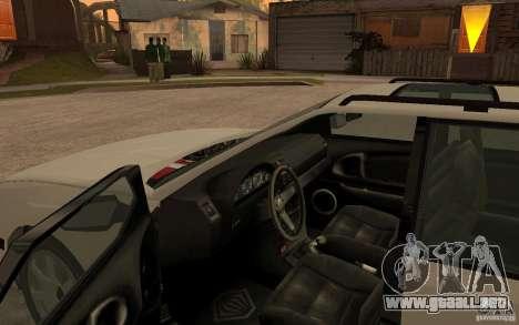 Estrato de GTA IV para la visión correcta GTA San Andreas