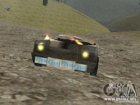 GhostCar para GTA San Andreas
