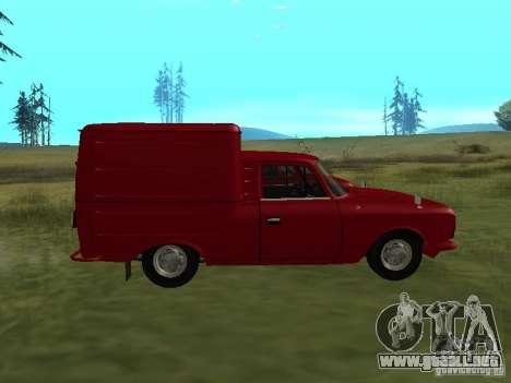 IZH 2715 1982 para GTA San Andreas left