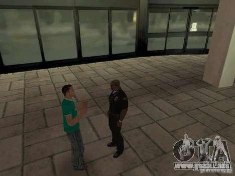 SFnews o la oportunidad de dar una entrevista para GTA San Andreas segunda pantalla