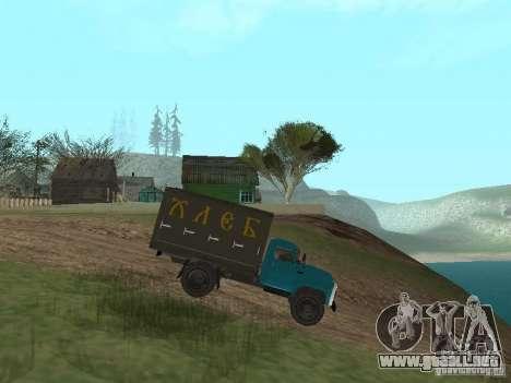 GAZ 52 para GTA San Andreas left