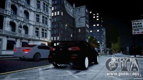 ENBSeries specially for Skrilex para GTA 4 novena de pantalla