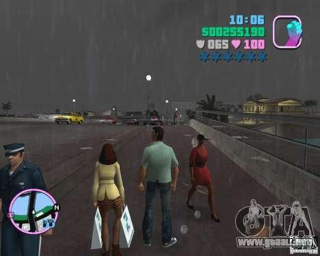 Pieles de HD para GTA Vice City octavo de pantalla