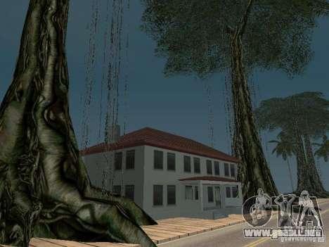 El misterio de las islas tropicales para GTA San Andreas tercera pantalla