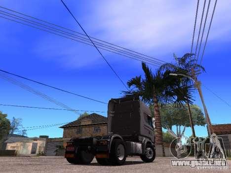 Scania R-440 para GTA San Andreas left