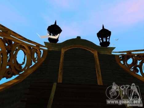 Queen Annes Revenge para visión interna GTA San Andreas
