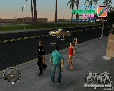 Policías de ropa nueva para GTA Vice City octavo de pantalla