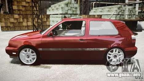 Volkswagen Golf MK3 GTI para GTA 4 left