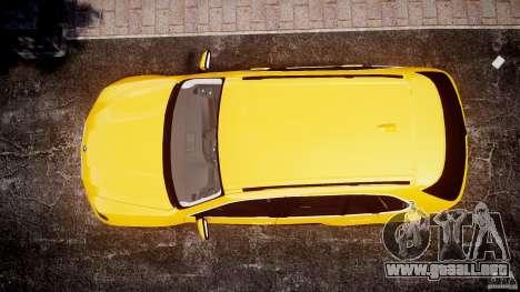 BMW X5 E70 v1.0 para GTA 4 visión correcta