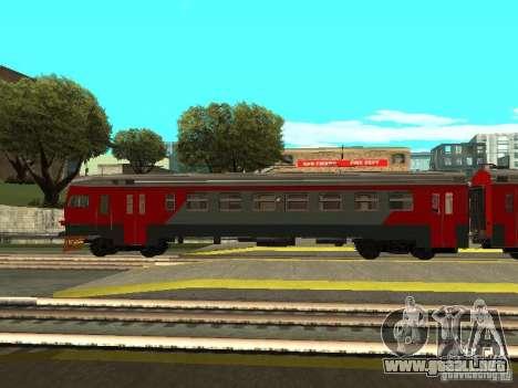 Er2 1274 RZD para GTA San Andreas left
